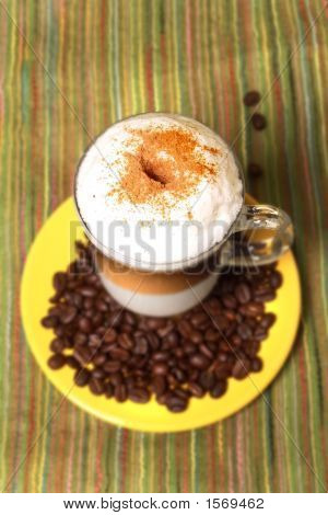 Capuccino Beans Top