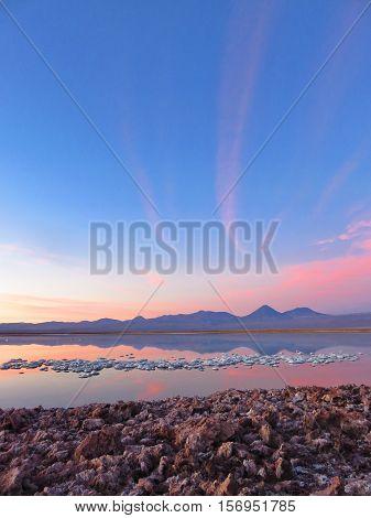 Salar en San Pedro de Atacama, Chile