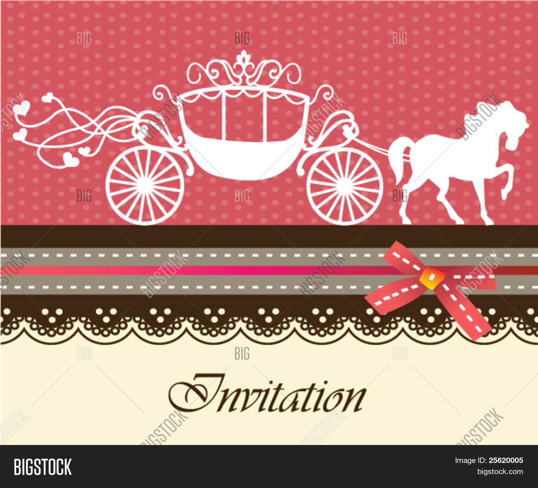 Invitation Card Vector & Photo (Free Trial) | Bigstock