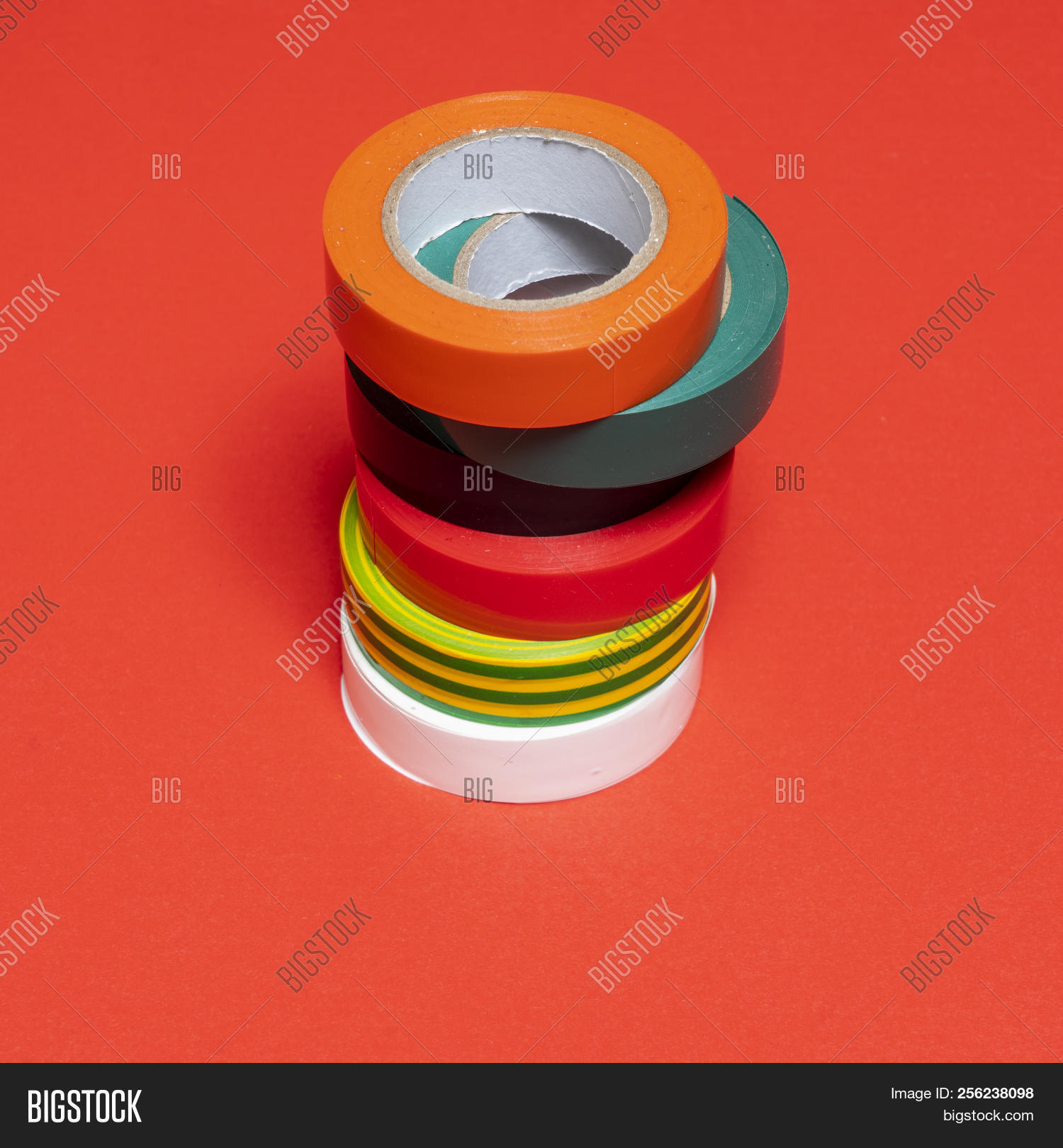 some rolls colored image photo free trial bigstock