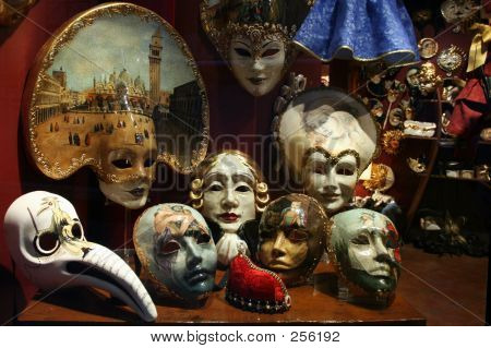 Mask Shop Venice