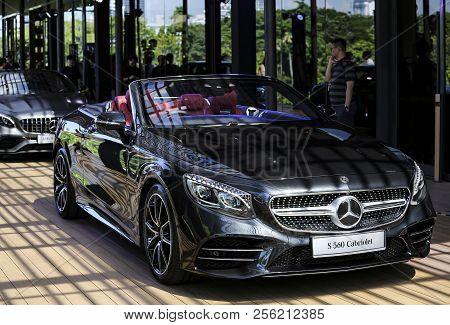 Mercedes-benz S560 Cabriolet