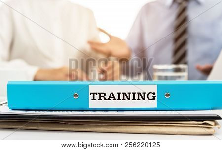 Documentation Training In The Conference For Training To Develop The Ability Of Their Employees. Con