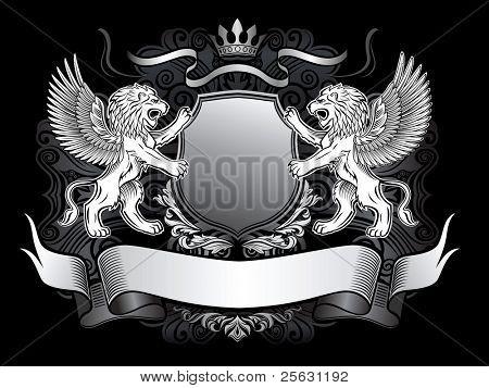 Winged Lion Emblem