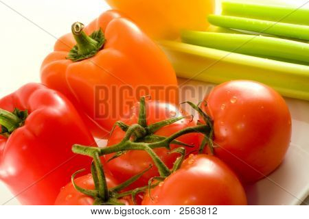 New Angle On Healthy Eating