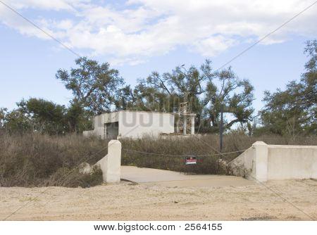 Katrina Vs Cement Home