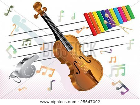 funny musical instruments