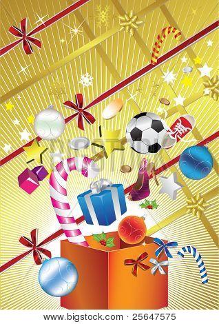 Christmas shopping fever