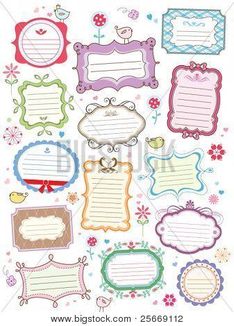cute frames