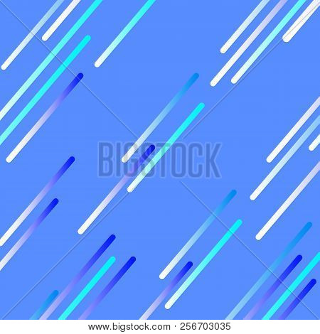 Abstract Line Rainbow,or Abstact Line Graphic Background.