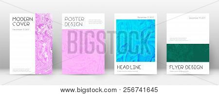 Abstract cover. Unequaled design template. Suminagashi marble minimal poster. Unequaled trendy abstract cover. Business vector illustration. poster