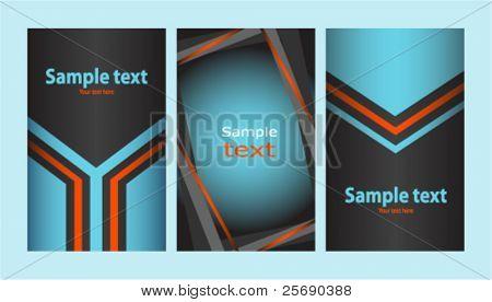 Business card (set 14)