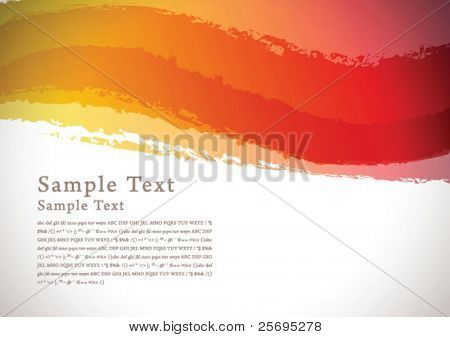 abstract brush background 03