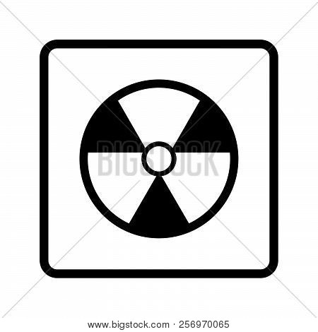 Vector Radioactive Vector Photo Free Trial Bigstock