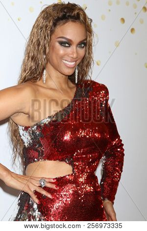 LOS ANGELES - SEP 4:  Tyra Banks at the