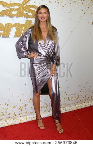LOS ANGELES - SEP 4:  Heidi Klum at the