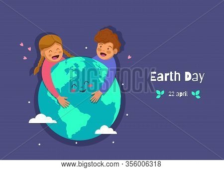 Happy International Earth Day. Earth Day. Earth Day background. Earth Day poster. Earth Day illustration. Earth Day banners. Earth day Vectors. Earth Day Vector Illustration. International Earth Day template. Earth Day holiday. Nature and ecology backgrou