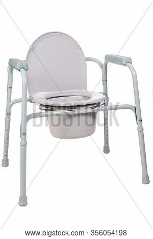 Toilet Chair For Rehabilitation In Postoperative Period, The Eld