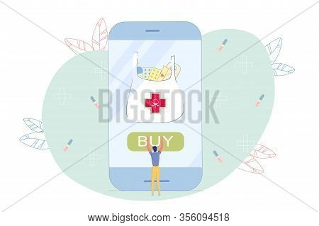 Advantageous Purchase Medicaments Over Internet. On Screen Large Smartphone Full Package Medicines F