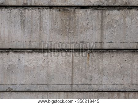 Concrete Fence Slabs Texture Background , Concrete Slabs Lie On Each Other