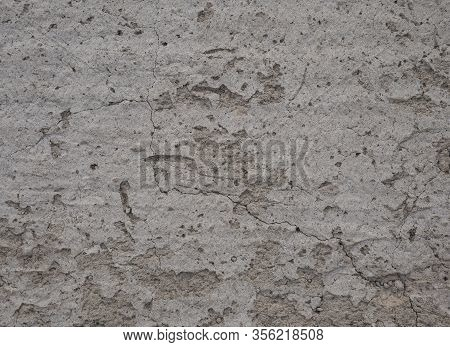 Old Damaged Plaster Sall Surface Texture Backgrounds