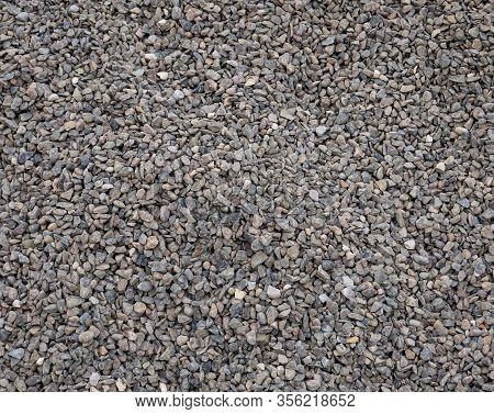 Crushed Stones For Concrete, Crushed Stones Surface Texture, Small Stones Background