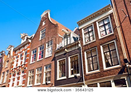 Dutch Gables, Amsterdam