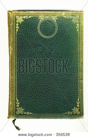 Green Leather Book