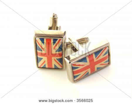 Union Jack Cuff Links