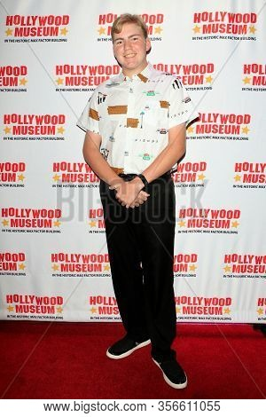 LOS ANGELES - JAN 18:  Connor Dean at the 40th Anniversary of