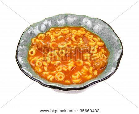 Meatballs Pasta In Sauce