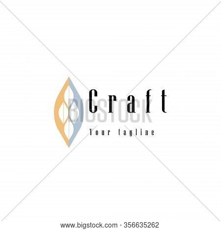 Logo Template For Product Craft Theme Nature And Artsy