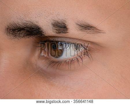 Scar On Eyebrow, Eyebrow Shaving Slits, Eyebrow Fake Cut