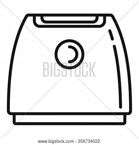 Ionizer Air Purifier Icon. Outline Ionizer Air Purifier Vector Icon For Web Design Isolated On White