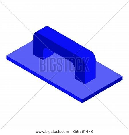 Grout Tool Icon. Isometric Of Grout Tool Vector Icon For Web Design Isolated On White Background
