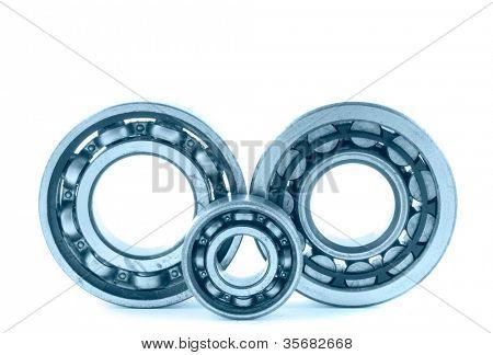 bearings. Isolation on white