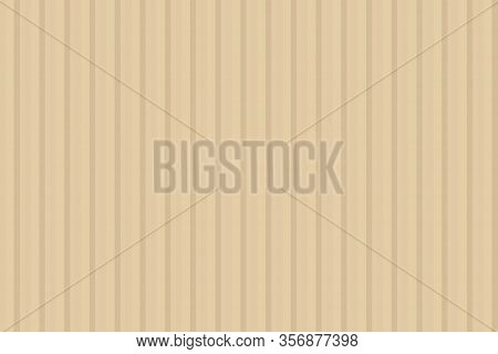 Cargo Metal Freight Container Side Background Vector Illustration