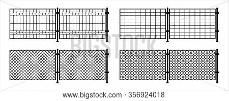 Metal Fence. Rabitz. Grid Metal Chain-link. Braid Wire Fence. Background Texture The Cage, Metal Cha