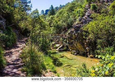 La Cerrada De Elias Gorge - Sierras De Cazorla, Segura Y Las Villas Natural Park, La Iruela, Jaen, S