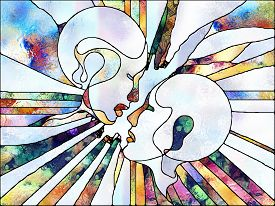 Quickening Of Stained Glass