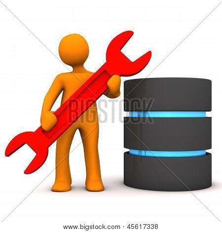 Manikin Repair Database