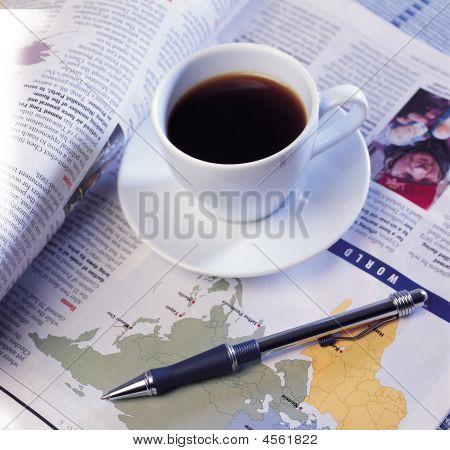Coffee Pen