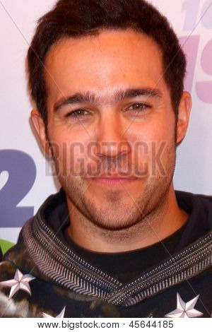 LOS ANGELES - MAY 11:  Pete Wentz attend the 2013 Wango Tango concert produced by KIIS-FM at the Home Depot Center on May 11, 2013 in Carson, CA