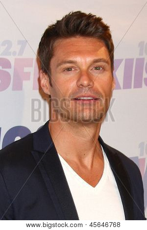 LOS ANGELES - MAY 11:  Ryan Seacrest attends the 2013 Wango Tango concert produced by KIIS-FM at the Home Depot Center on May 11, 2013 in Carson, CA