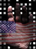 Binary  America poster