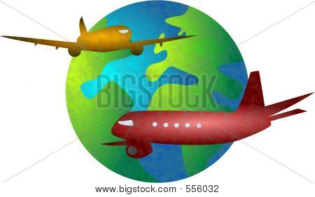Flying World