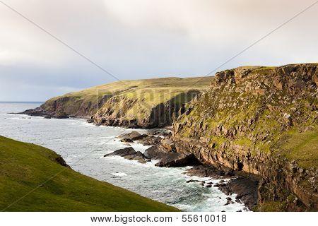 Stoer coast, Highlands, Scotland