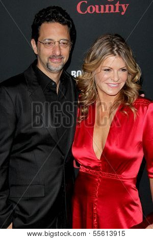 LOS ANGELES - DEC 16:  Grant Heslov, Lysa Heslov at the