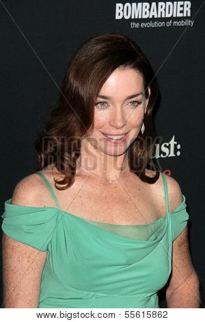 LOS ANGELES - DEC 16:  Julianne Nicholson at the