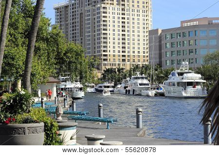 Riverwalk Linear Park